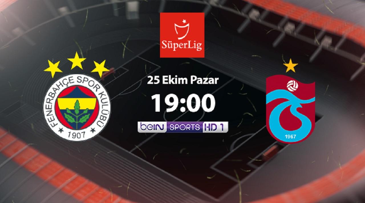 Fener Trabzon maçı Justin Tv, Jestyayın, Taraftarium Hd 24, Selçuksport, Canlı, Kaçak, Şifresiz, Bedava, İzle
