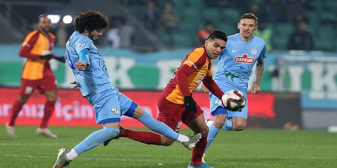 Galatasaray 4 0 Rizespor Ma U00e7 U00d6zeti Ve Golleri U0130zle