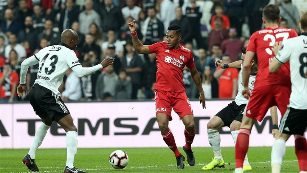 Özet İzle: Sivasspor (0-0) Beşiktaş maç özeti izle Bein Sports Sivas BJK maçı kaç kaç bitti?