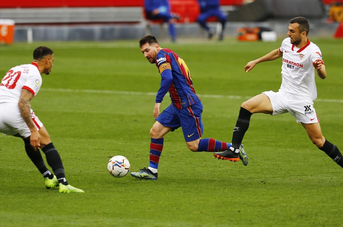 Özet İzle: Barcelona (1-2) Granada maç özeti ve golleri izle Barça Messi golüne rağmen yenilmekten kurtulamadı!