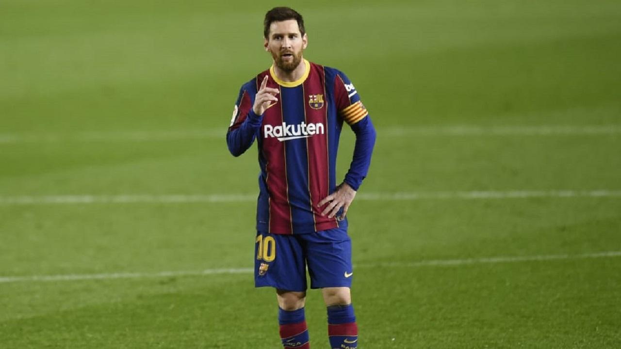 Messi'ye güvenebilirsiniz: Barça yine üçüncü