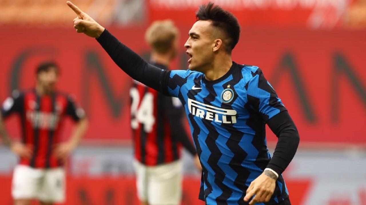 Inter'den güç gösterisi: Lautaro ve Lukaku yavaşlamayacak