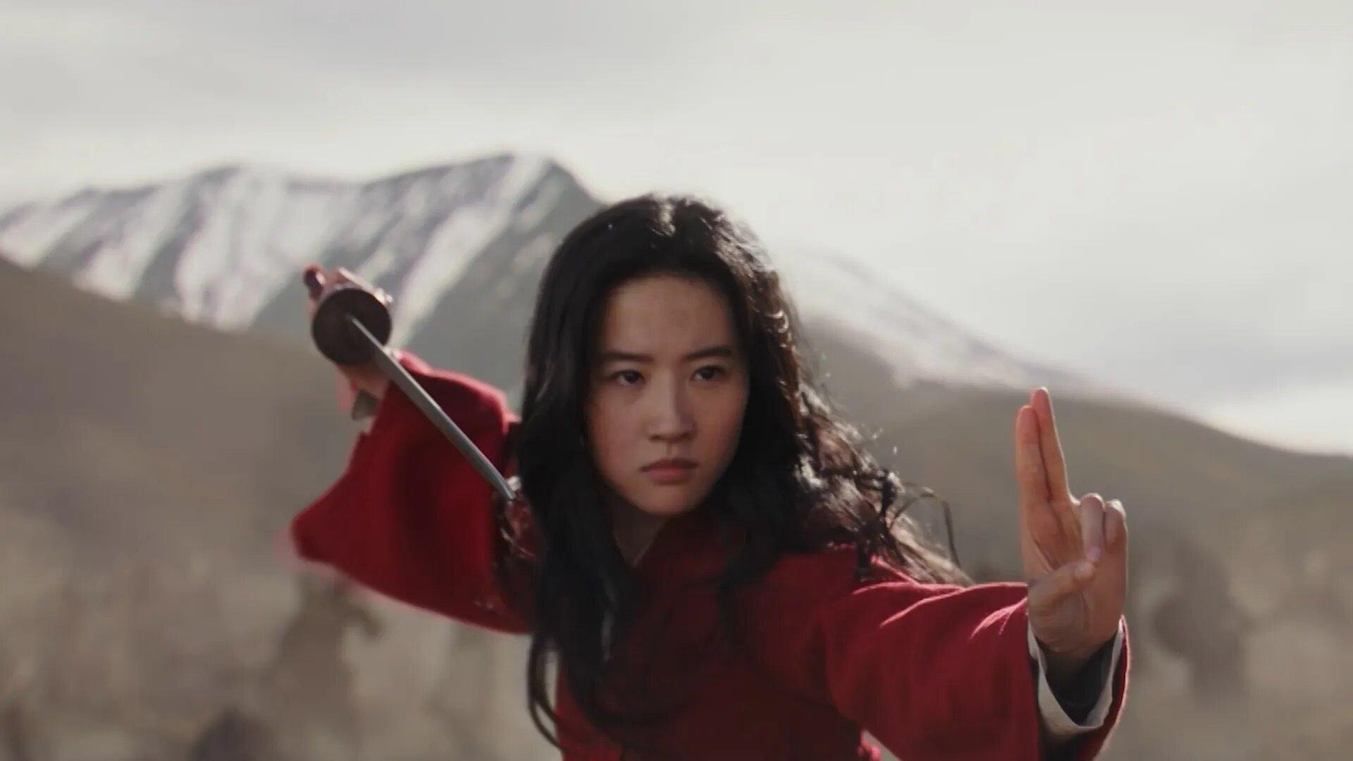 Mulan (2020) film resmi 3