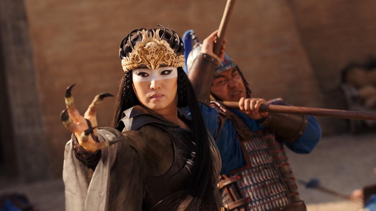 Mulan (2020) film resmi 2