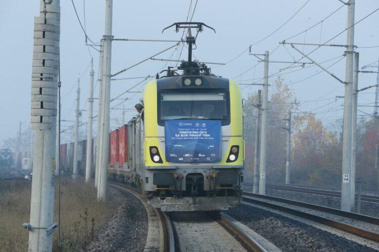 Türkiye, Çin'e 2. bor ihracat trenini gönderdi
