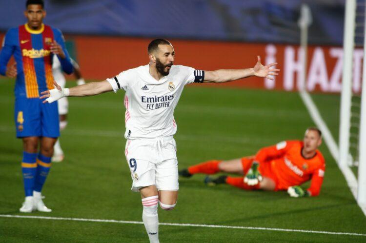 Real Madrid, Barcelona'yı 2-1 Clasico galibiyetiyle La Liga'nın zirvesine taşıdı