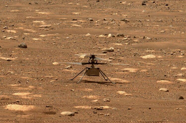 NASA, Ingenuity'nin 1. Mars uçuşunun teknik sorunlar nedeniyle ertelendiğini söyledi