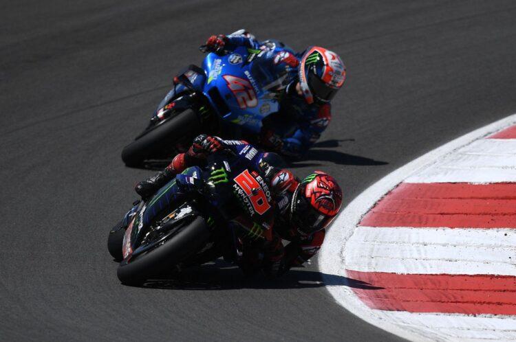 Fransız sürücü Fabio Quartararo, Portekiz MotoGP unvanını aldı