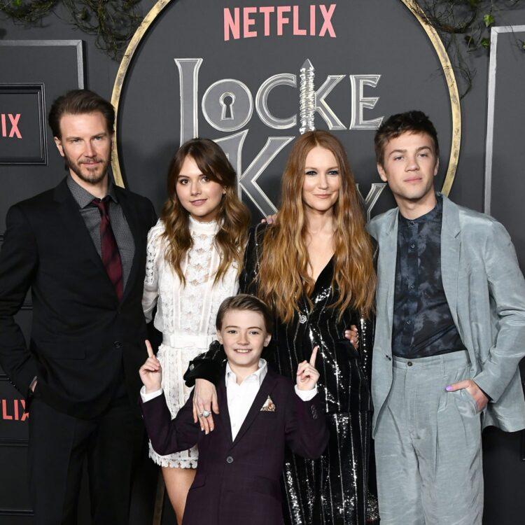 Netflix'ten Locke and Key, 2. sezonda prodüksiyonu tamamladı