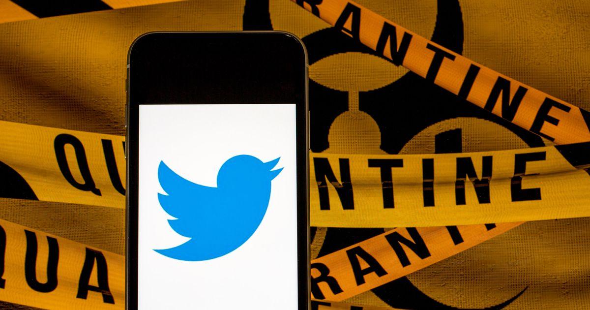 Twitter'ın Hindistan hükümetinin COVID-19 yanıtını eleştiren tweet'leri kaldırdığı bildirildi