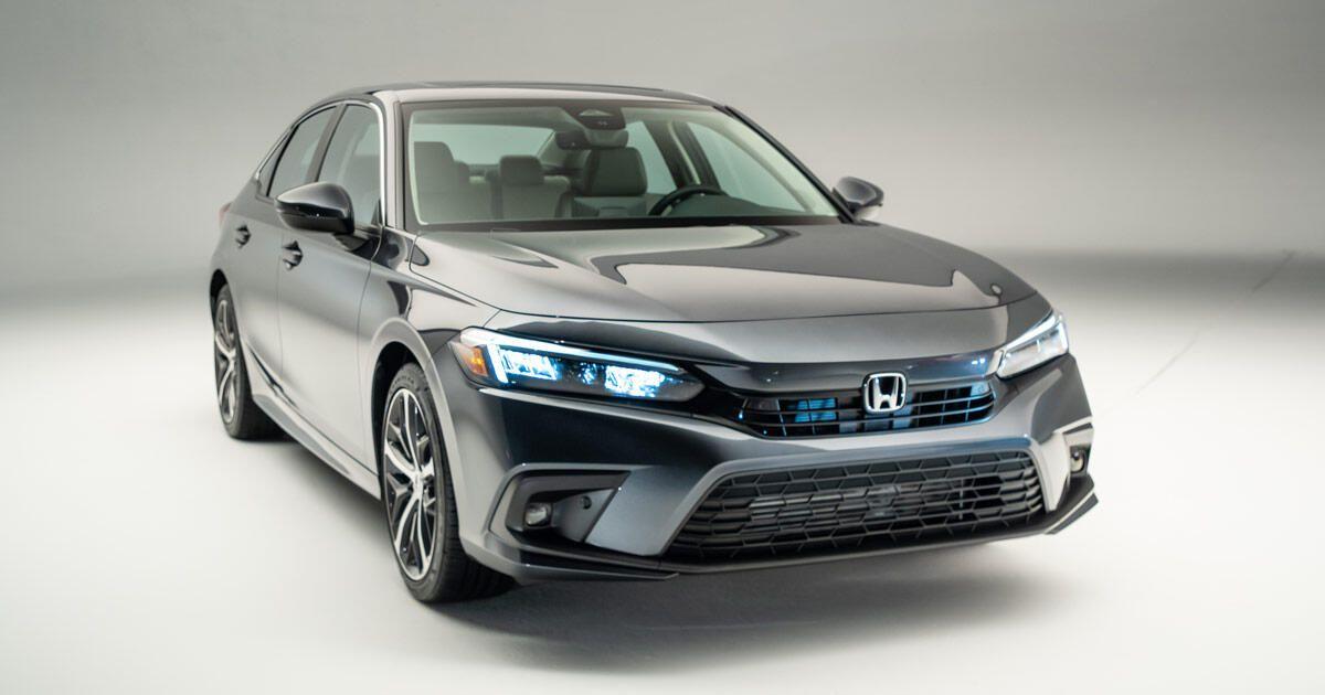 2022 Honda Civic, muhteşem yeni iç mekanı ile görücüye çıktı