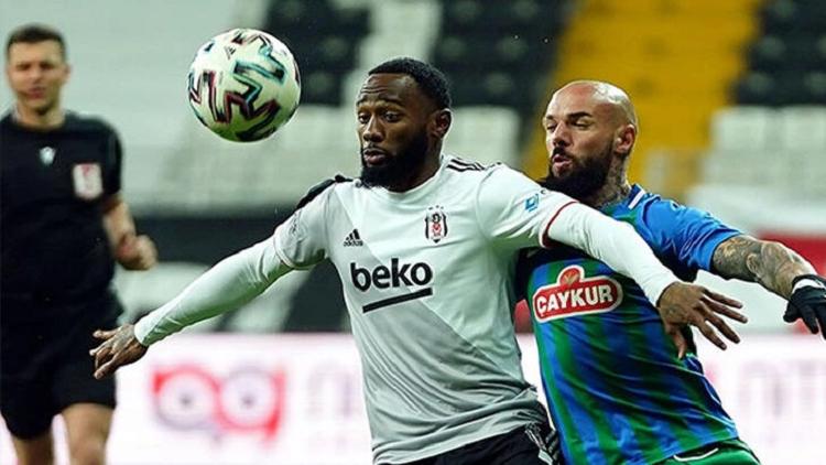 Maç Sonucu: Rize (2-3) Bjk maçının geniş özeti ve golleri izle Youtube Bein Sport Rizespor Beşiktaş maçı kaç kaç bitti?