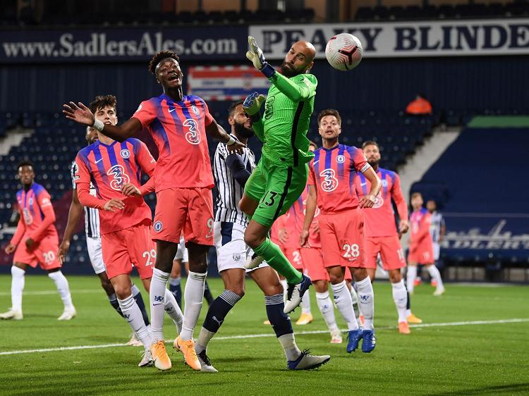Özet: Chelsea (2-5) West Bromwich Albion maç özeti izle Chelsea'ye ağır darbe!