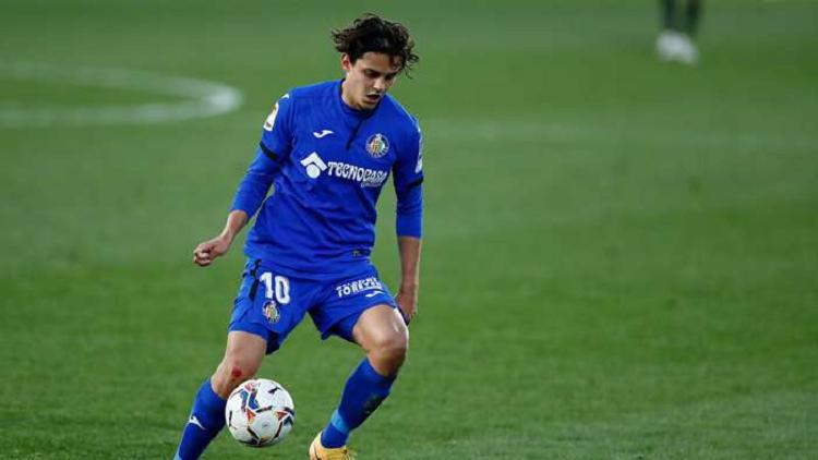 Enes Ünal attığı 2 golle Getafe'yi düşme