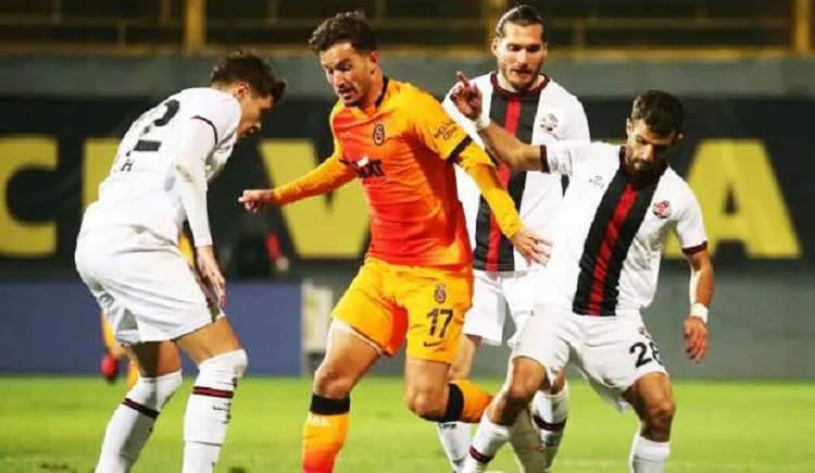 Maç Sonucu: Galatasaray (1-1) Fatih Karagümrük özet izle Bein Sport golleri youtube seyret Gs Karagümrük maç skoru kaç kaç bitti?
