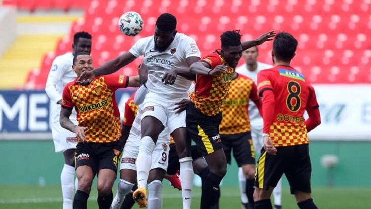 Hatayspor (2-3) Göztepe maç özeti ve golleri izle Bein Sport Hatay Göztepe özet izle