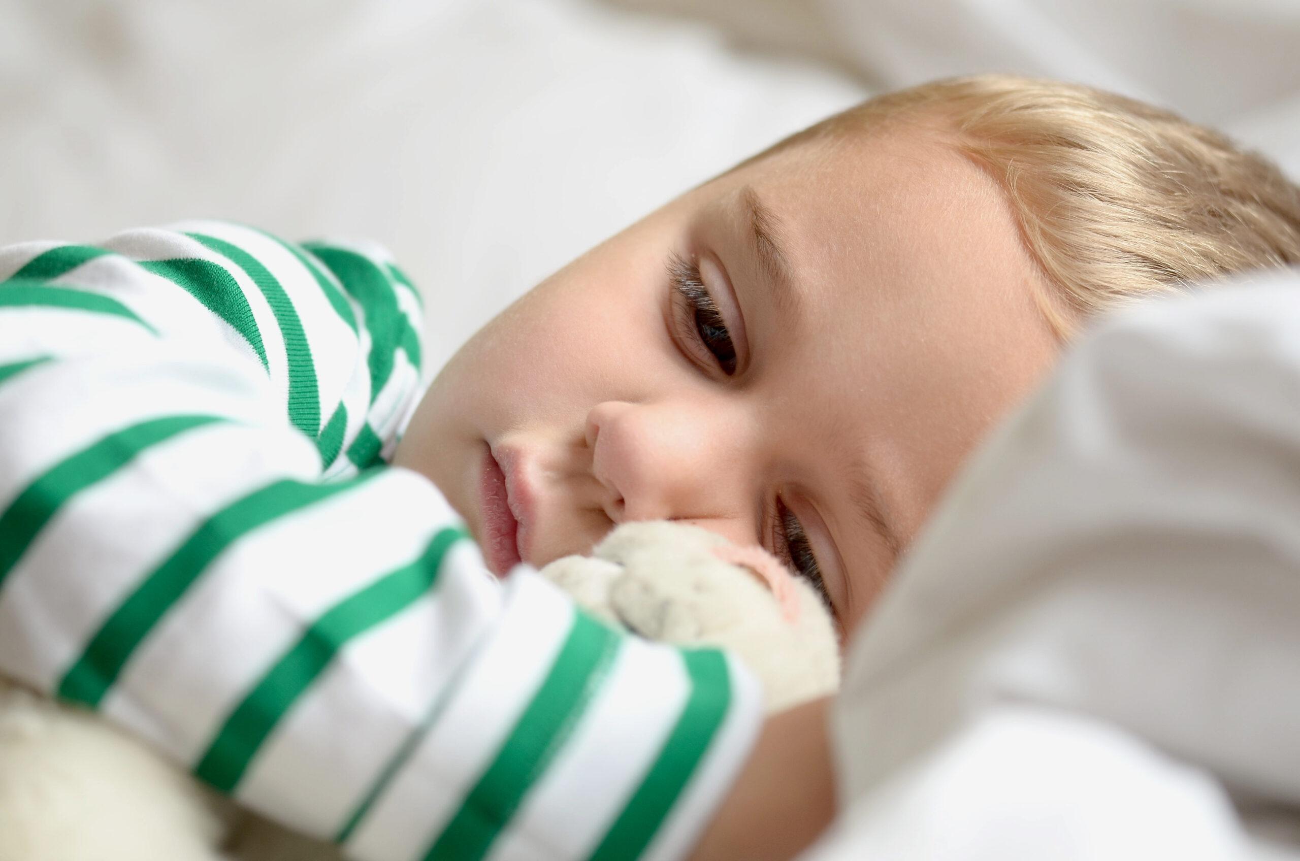 Çocuklarda uyku bozuklukları depresyon riskini artırır