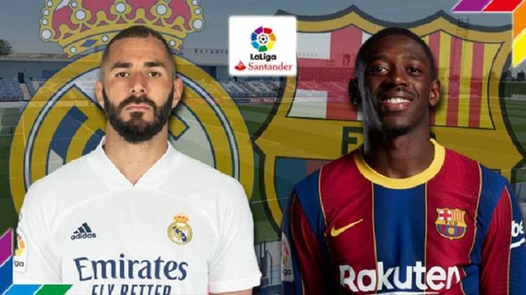 El Clasico özet izle: Real Madrid (2-1) Barcelona maç özeti izle Youtube Spor Smart Real Barça maçı gollerini izle