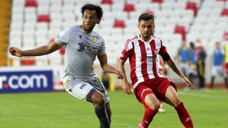 Sivasspor (1-0) Yeni Malatyaspor maç özeti ve golü izle youtube Bein Sport Sivas Malatya maçı kaç kaç bitti?