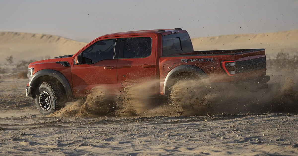 2021 Ford Raptor 65.000 $ 'ın üzerinde başlayacak
