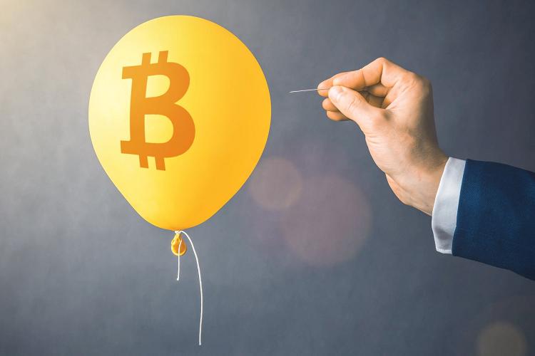 Bitcoin balonu ne zaman patlayacak