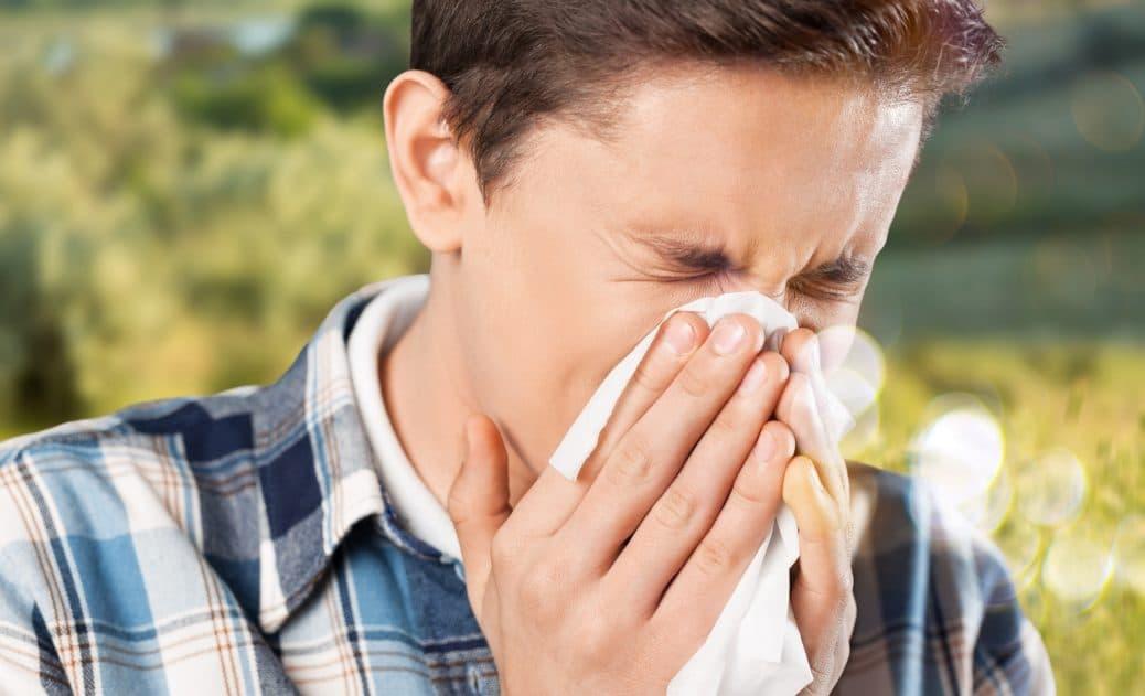 Saman nezlesi ve alerjileri tedavi etmek için D vitamini?